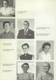 Page 10, 1957 Edition, Foothills High School - Sage Yearbook (Albuquerque, NM) online yearbook collection