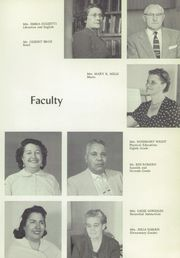 Page 11, 1957 Edition, Foothills High School - Sage Yearbook (Albuquerque, NM) online yearbook collection