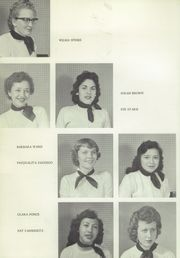 Page 14, 1957 Edition, Foothills High School - Sage Yearbook (Albuquerque, NM) online yearbook collection