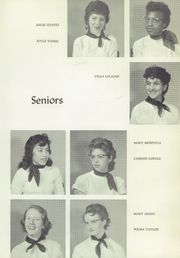 Page 15, 1957 Edition, Foothills High School - Sage Yearbook (Albuquerque, NM) online yearbook collection