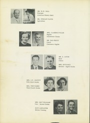 Page 12, 1953 Edition, Causey High School - Panther Yearbook (Causey, NM) online yearbook collection