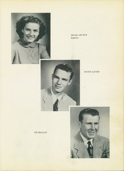Page 15, 1953 Edition, Causey High School - Panther Yearbook (Causey, NM) online yearbook collection