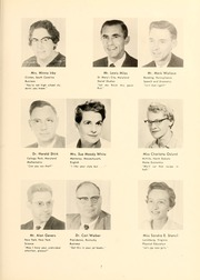 Page 11, 1961 Edition, St Marys College - Dove Castellan Yearbook (St Marys City, MD) online yearbook collection