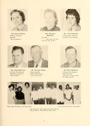 Page 13, 1961 Edition, St Marys College - Dove Castellan Yearbook (St Marys City, MD) online yearbook collection