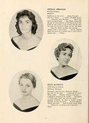 Page 16, 1961 Edition, St Marys College - Dove Castellan Yearbook (St Marys City, MD) online yearbook collection