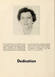 Page 8, 1961 Edition, St Marys College - Dove Castellan Yearbook (St Marys City, MD) online yearbook collection