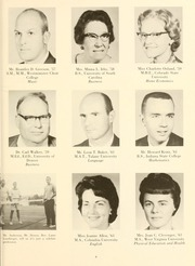 Page 13, 1965 Edition, St Marys College - Dove Castellan Yearbook (St Marys City, MD) online yearbook collection