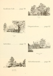Page 7, 1965 Edition, St Marys College - Dove Castellan Yearbook (St Marys City, MD) online yearbook collection