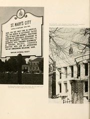 Page 6, 1967 Edition, St Marys College - Dove Castellan Yearbook (St Marys City, MD) online yearbook collection