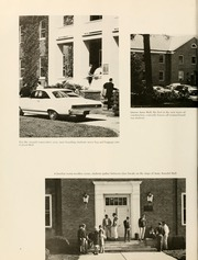 Page 8, 1967 Edition, St Marys College - Dove Castellan Yearbook (St Marys City, MD) online yearbook collection