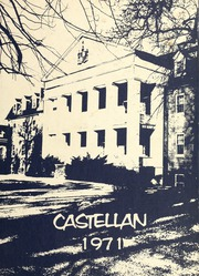 1971 Edition, St Marys College - Dove Yearbook / Castellan Yearbook (St Marys City, MD)