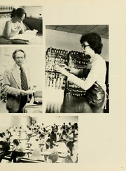 Page 13, 1981 Edition, St Marys College - Dove Castellan Yearbook (St Marys City, MD) online yearbook collection