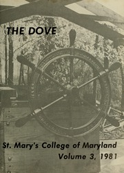 Page 5, 1981 Edition, St Marys College - Dove Castellan Yearbook (St Marys City, MD) online yearbook collection