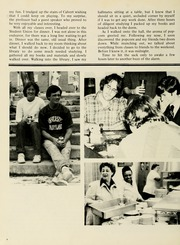 Page 8, 1981 Edition, St Marys College - Dove Castellan Yearbook (St Marys City, MD) online yearbook collection