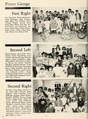 Page 44, 1984 Edition, St Marys College - Dove Castellan Yearbook (St Marys City, MD) online yearbook collection