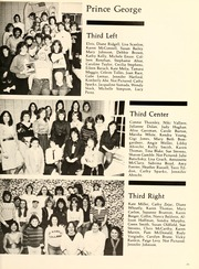 Page 45, 1984 Edition, St Marys College - Dove Castellan Yearbook (St Marys City, MD) online yearbook collection