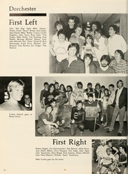 Page 46, 1984 Edition, St Marys College - Dove Castellan Yearbook (St Marys City, MD) online yearbook collection
