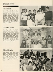 Page 48, 1984 Edition, St Marys College - Dove Castellan Yearbook (St Marys City, MD) online yearbook collection