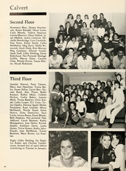 Page 52, 1984 Edition, St Marys College - Dove Castellan Yearbook (St Marys City, MD) online yearbook collection