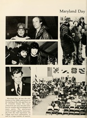 Page 58, 1984 Edition, St Marys College - Dove Castellan Yearbook (St Marys City, MD) online yearbook collection