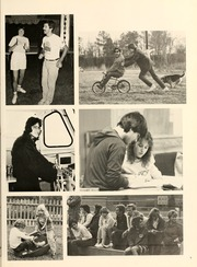Page 13, 1985 Edition, St Marys College - Dove Castellan Yearbook (St Marys City, MD) online yearbook collection