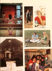 Page 7, 1985 Edition, St Marys College - Dove Castellan Yearbook (St Marys City, MD) online yearbook collection