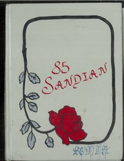 1985 Edition, Sandia View High School - Sandian Yearbook (Corrales, NM)