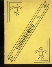 1965 Edition, Glorieta Baptist Assembly - Thunderbird Yearbook (Glorieta, NM)
