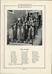 Page 15, 1930 Edition, Western New Mexico University - Westerner Yearbook (Silver City, NM) online yearbook collection
