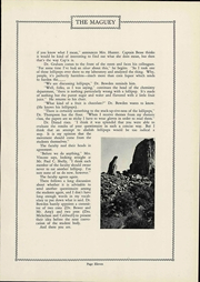Page 17, 1930 Edition, Western New Mexico University - Westerner Yearbook (Silver City, NM) online yearbook collection