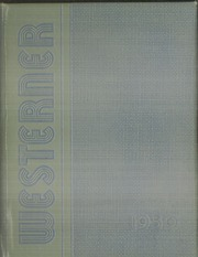 1950 Edition, Western New Mexico University - Westerner Yearbook (Silver City, NM)