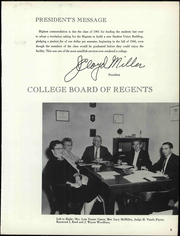 Page 11, 1961 Edition, Western New Mexico University - Westerner Yearbook (Silver City, NM) online yearbook collection