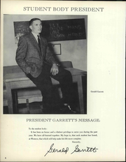 Page 12, 1961 Edition, Western New Mexico University - Westerner Yearbook (Silver City, NM) online yearbook collection