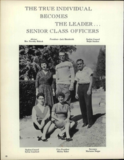 Page 16, 1961 Edition, Western New Mexico University - Westerner Yearbook (Silver City, NM) online yearbook collection