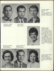 Page 17, 1961 Edition, Western New Mexico University - Westerner Yearbook (Silver City, NM) online yearbook collection
