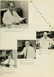 Page 13, 1964 Edition, West Virginia University School of Medicine - Pylon Yearbook (Morgantown, WV) online yearbook collection