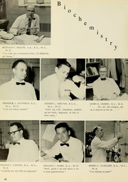 Page 14, 1964 Edition, West Virginia University School of Medicine - Pylon Yearbook (Morgantown, WV) online yearbook collection