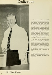 Page 8, 1964 Edition, West Virginia University School of Medicine - Pylon Yearbook (Morgantown, WV) online yearbook collection