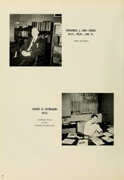 Page 10, 1966 Edition, West Virginia University School of Medicine - Pylon Yearbook (Morgantown, WV) online yearbook collection