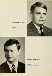 Page 14, 1966 Edition, West Virginia University School of Medicine - Pylon Yearbook (Morgantown, WV) online yearbook collection