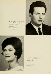 Page 17, 1966 Edition, West Virginia University School of Medicine - Pylon Yearbook (Morgantown, WV) online yearbook collection