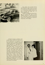 Page 7, 1966 Edition, West Virginia University School of Medicine - Pylon Yearbook (Morgantown, WV) online yearbook collection