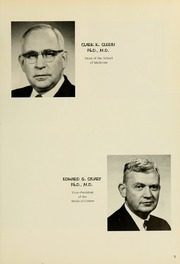 Page 9, 1966 Edition, West Virginia University School of Medicine - Pylon Yearbook (Morgantown, WV) online yearbook collection