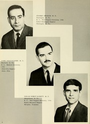 Page 10, 1968 Edition, West Virginia University School of Medicine - Pylon Yearbook (Morgantown, WV) online yearbook collection