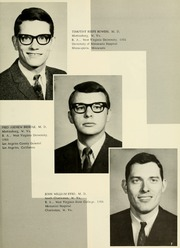 Page 11, 1968 Edition, West Virginia University School of Medicine - Pylon Yearbook (Morgantown, WV) online yearbook collection
