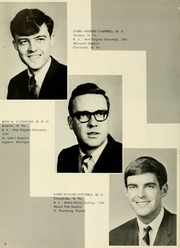 Page 12, 1968 Edition, West Virginia University School of Medicine - Pylon Yearbook (Morgantown, WV) online yearbook collection