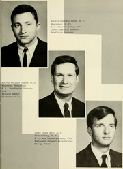 Page 13, 1968 Edition, West Virginia University School of Medicine - Pylon Yearbook (Morgantown, WV) online yearbook collection