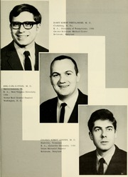 Page 15, 1968 Edition, West Virginia University School of Medicine - Pylon Yearbook (Morgantown, WV) online yearbook collection