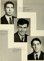 Page 16, 1968 Edition, West Virginia University School of Medicine - Pylon Yearbook (Morgantown, WV) online yearbook collection