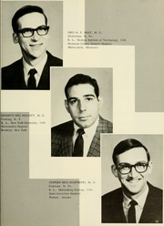 Page 17, 1968 Edition, West Virginia University School of Medicine - Pylon Yearbook (Morgantown, WV) online yearbook collection